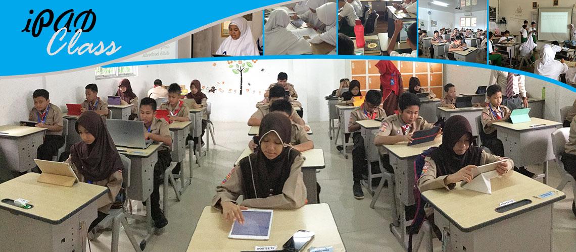 iPad Class Al Azhar Palembang