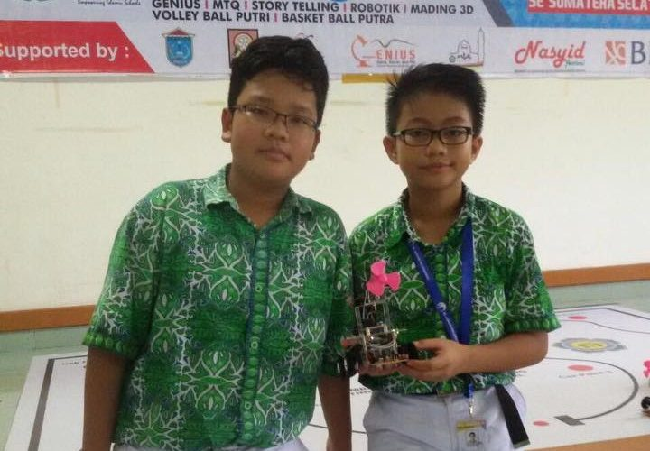 juara-1-robotik-palembang-kevin-azhar-dan-lufi-jamal