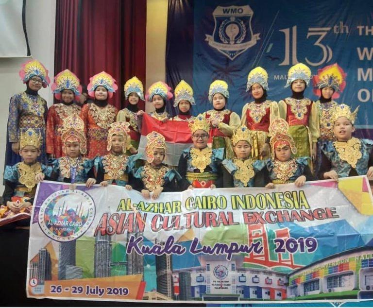 Murid Sekolah Islam Al-Azhar Cairo Palembang Kembali ...